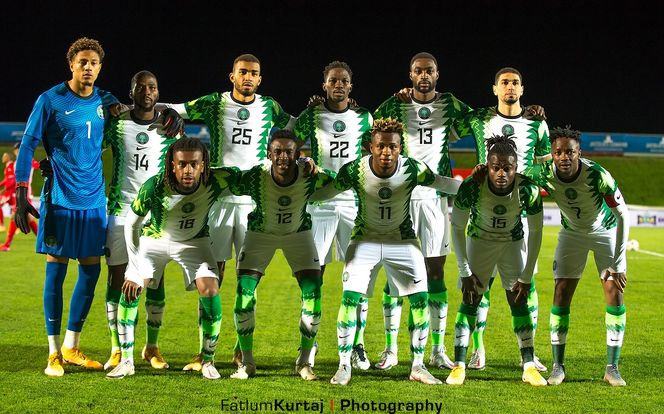 FIFA Ranking: Nigeria Super Eagles drop 2 points in global, continental ranking