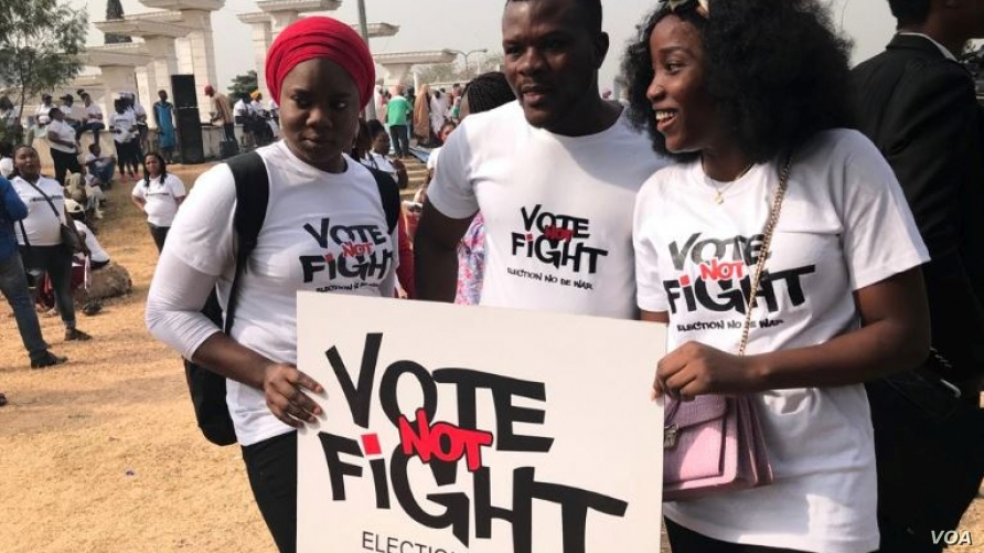 Elections in Nigeria: Votes, voices crucial for good governance