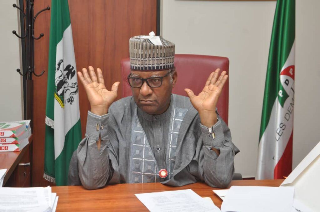 2022 Budget:Nigerians Are Worried About Quantum of Borrowings – Sen. Danbaba